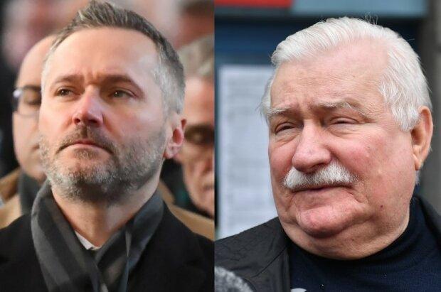 Syn Lecha Wałęsy przekazał niepokojące informacje o chorobie w rodzinie Wałęsów/screen