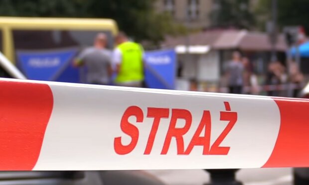Wypadek w Katowicach/Youtube @SILESIA FLESZ TVS