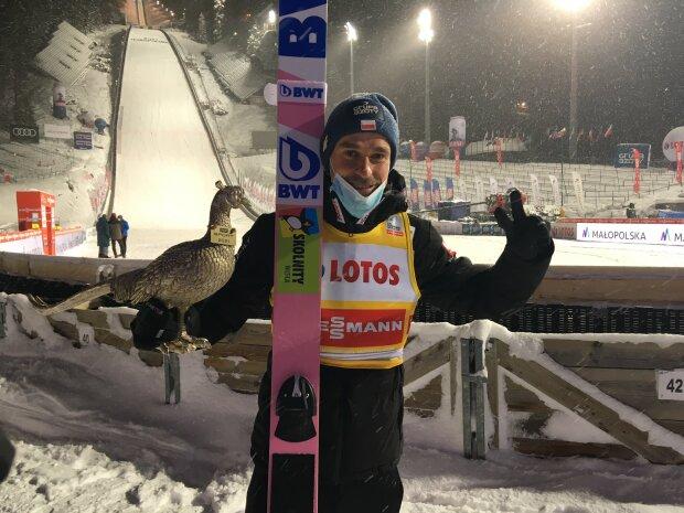 Piotr Żyła/ twitter: TVP Sport