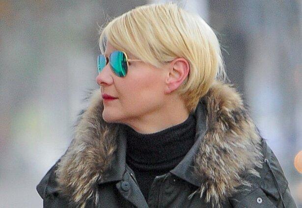 Małgorzata Kożuchowska nie kryje wzruszenia