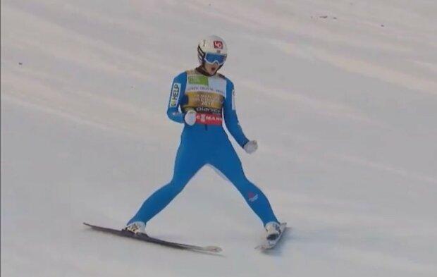 Halvor Egner Granerud/Youtube @Szymon ski jump 444
