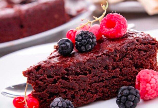 Czekoladowe ciasto, które zachwyca smakiem