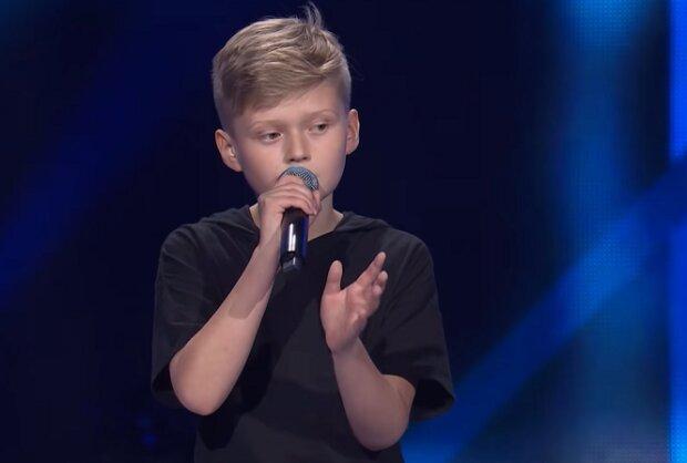 Niezwykle poruszający występ jedenastolatka w The Voice Kids. Nikt nie mógł opanować łez