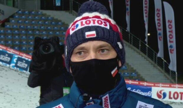 Michal Doleżal/Youtube @TVP Sport