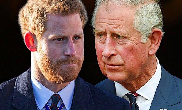 Książe Karol zapowiada, że odetnie Harry'ego i Meghan od pieniędzy