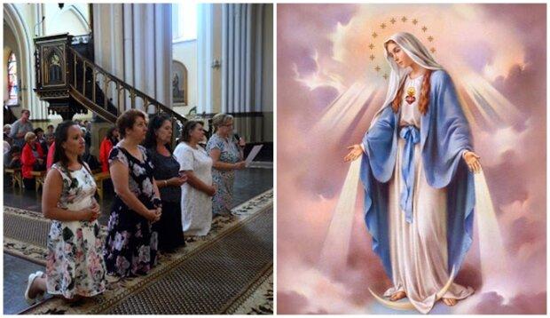 Kobieta zawierzyła życie swojej córki Maryi. Stałsięprawdziwy cud