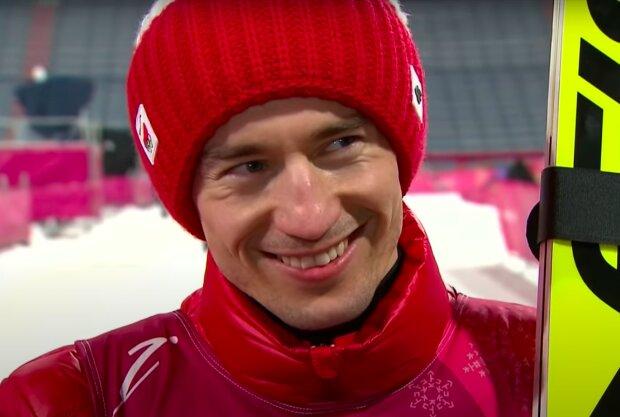 Kamil Stoch / YouTube: TVP Sport