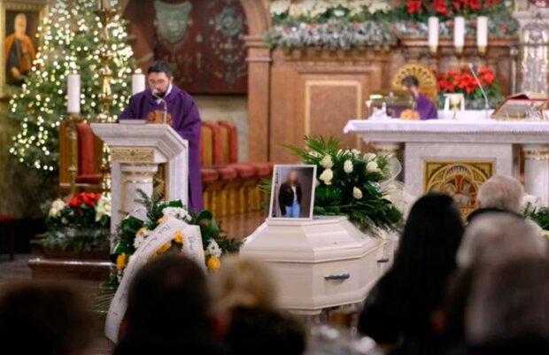 Pogrzeb Patrycji / YouTube:  Niezależny Serwis Wiadomości