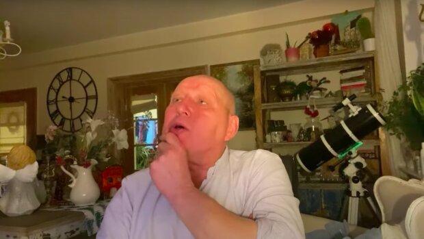 Krzysztof Jackowski / YouTube: JASNOWIDZ Krzysztof Jackowski Official