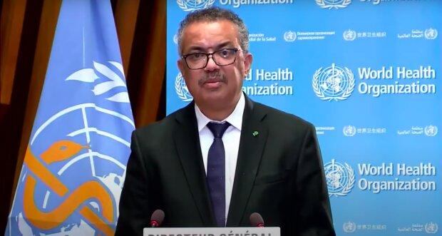 Szef Światowej Organizacji Zdrowia / YouTube: World Health Organization (WHO)
