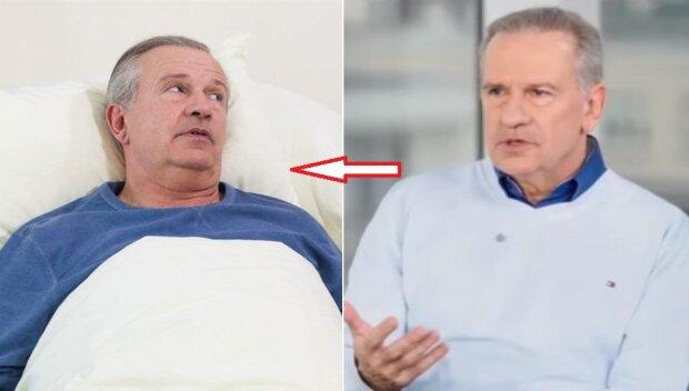 Koronawirus wpływa na hospitalizację Tomasza Stockingera/screen Youtube