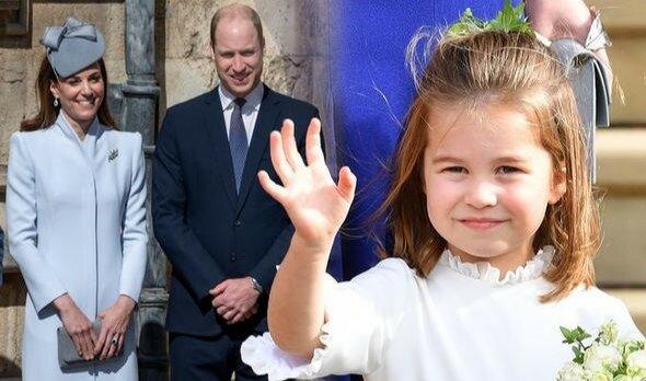 To, jak książę William i księżna Kate stanęli w obronie księżniczki Charlotte było nieoczekiwane dla wszystkich