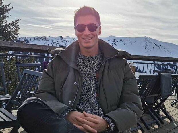 Robert Lewandowski doładowuje baterie na kolejnych wakacjach. Zdjęcie, które pokazał na Instagramie wywołało zazdrość u fanów