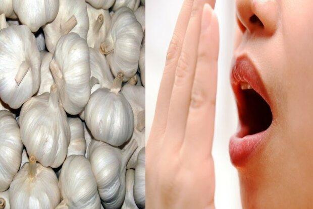Nieprzyjemny oddech po zjedzeniu czosnku może być wspomnieniem bardzo łatwo!/screen Youtube