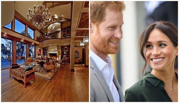 Kanadyjski dom Meghan Markle i księcia Harry'ego opływa w luksusy. Para mieszka niczym w twierdzy