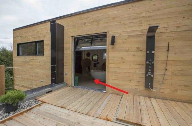 W taki sposób za grosze może zbudować swój wymarzony dom. Pomysł tej kobiety robi w Internecie furorę