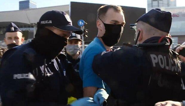 Górale protestują/Youtube @Dnet News