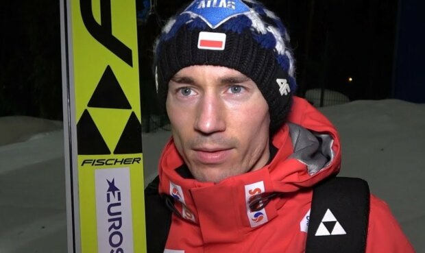 Kamil Stoch/screen Youtube @Skijumping