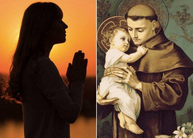 Modlitwa do świętego Antoniego