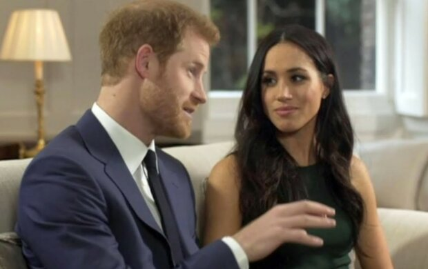 Harry i Meghan/screen YouTube @Guardian News
