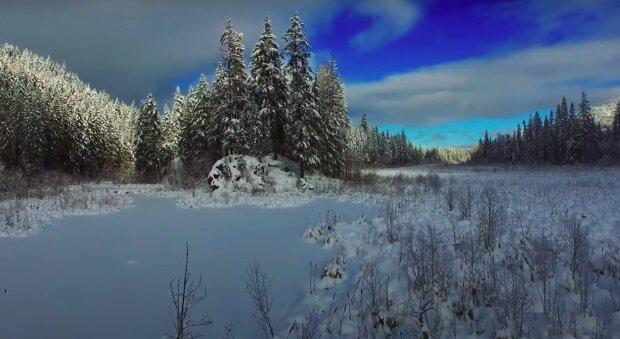 Zima rozgościła się na dłużej! / YouTube:  Tim Janis