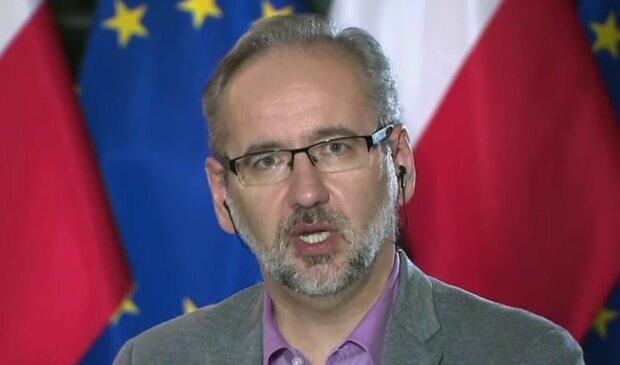 Adam Niedzielski/Youtube @TVP Info