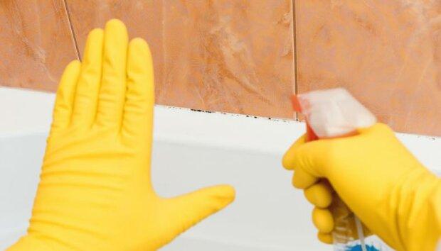 Sposób na piękną glazurę w łazience. Wystarczy tylko świeca