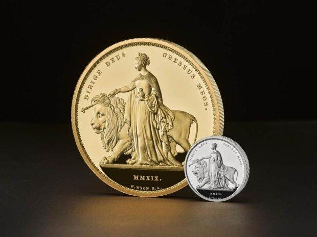Olbrzymie i drogie monety zachwyciły świat. Każdy chciałby je mieć