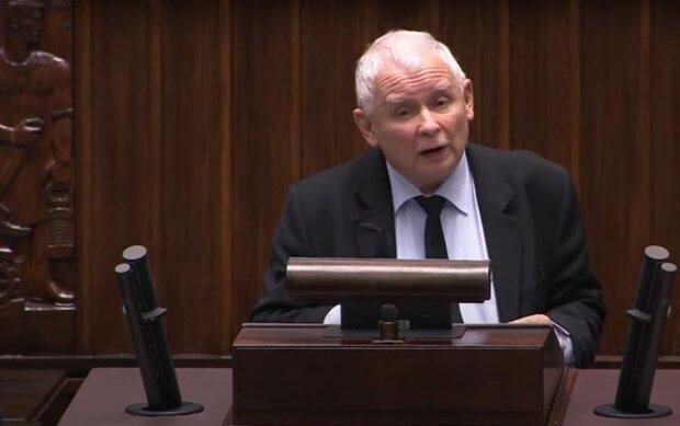 Jarosław Kaczyński / YouTube:  Wirtualna Polska