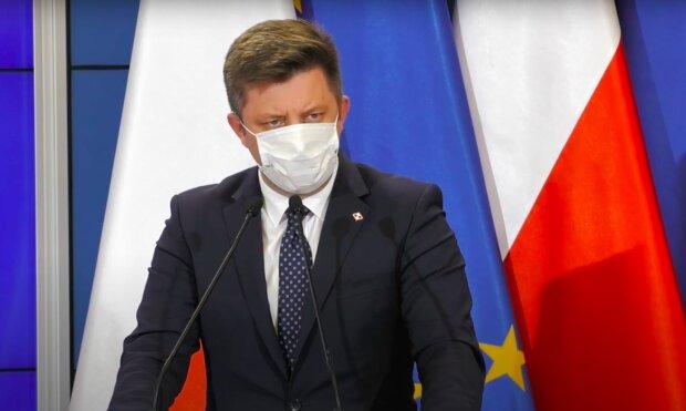 Michał Dworczyk / YouTube:  Kancelaria Premiera