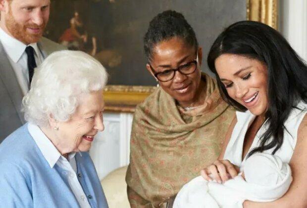 Królowa Elżbieta II/screen Instagram @TheRoyalFamily