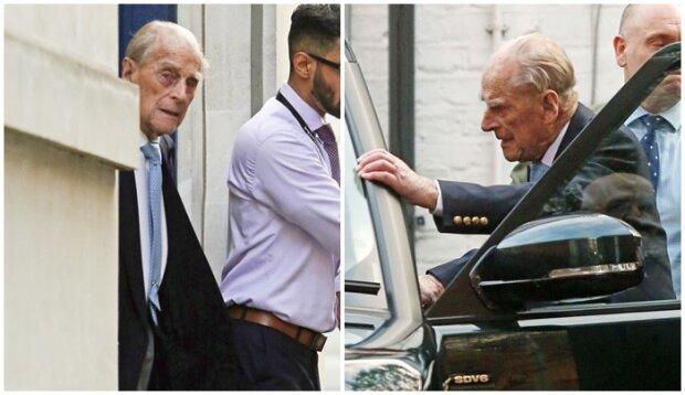 Książę Filip, 98, został zwolniony ze szpitala w wigilię Bożego Narodzenia. Książę był leczony w szpitalu króla Edwarda VII w Londynie