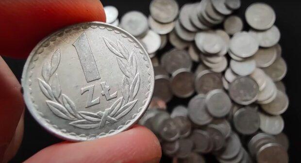 Niezwykle wartościowa moneta  / YouTube:  Zakapior PRL