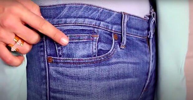 Do czego służy tajemnicza kieszonka? / YouTube: Facts Verse