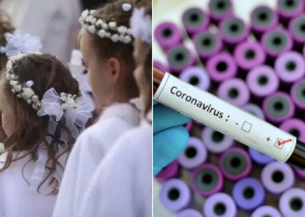 Koronawirus powodem odwołania Pierwszej Komunii Świętej