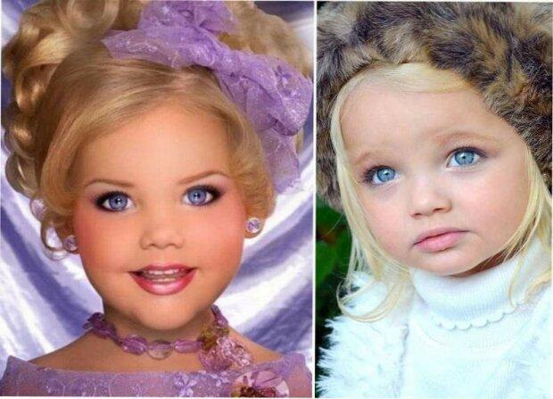 Ta dziewczynka wyglądała jak żywa lalka. Po latach zmieniła się nie do poznania