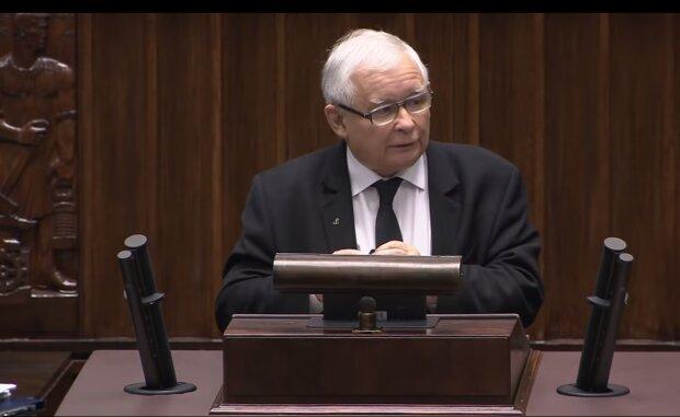 Jarosław Kaczyński/YouTube @Janusz Jaskółka