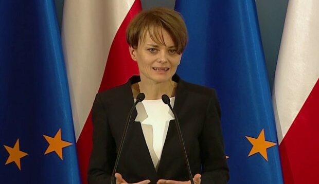 Jadwiga Emilewicz/screen Youtube @Telewizja Republika
