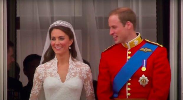 Księżna Kate i książę William / YouTube:  Inter-Pathé History