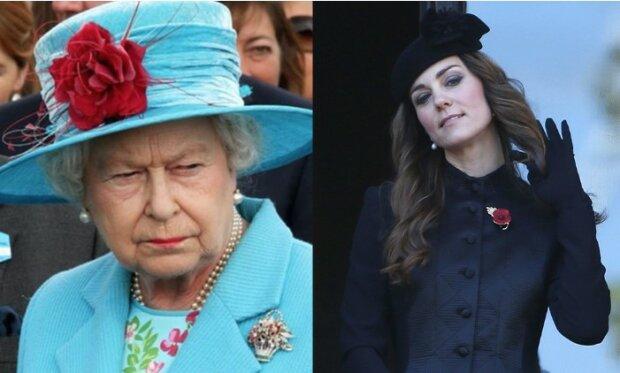 """Nie tylko sukienka: """"Co Kate chciała powiedzieć królowej swoim strojem"""""""