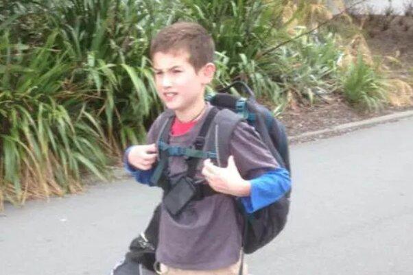 Niesamowita historia pewnego chłopca chorego na autyzm. Ma przy sobie wiernego przyjaciela
