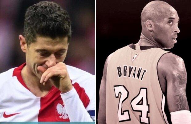 Robert Lewandowski wspomina Kobe Bryanta. Jego post w mediach społecznościowych chwyta za serce