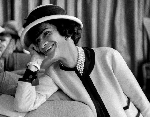 Coco Chanel/ przeambitni.pl