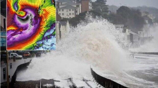Nadciąga jeszcze bardziej porywisty wiatr Dennis. Meteorolodzy ostrzegają przed anomaliami pogodowymi