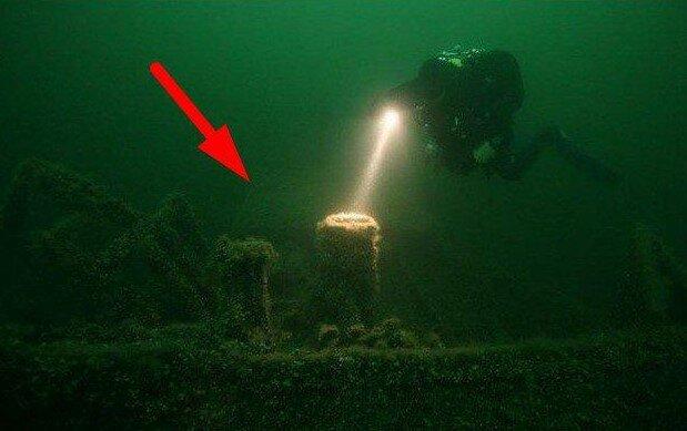 Zaskakujące znalezisko na dnie Morza Bałtyckiego. Zachowało się w świetnym stanie