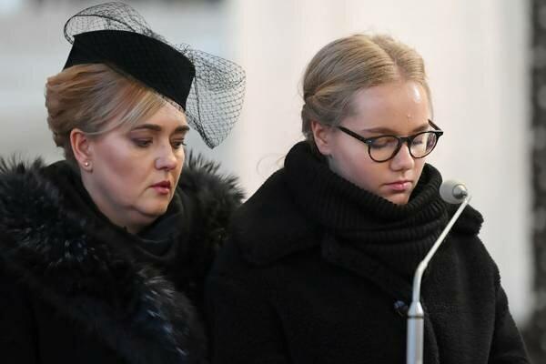 Córki Pawła Adamowicza ma za sobą bardzo ciężki okres. Wzruszające wyznanie dziewczyn
