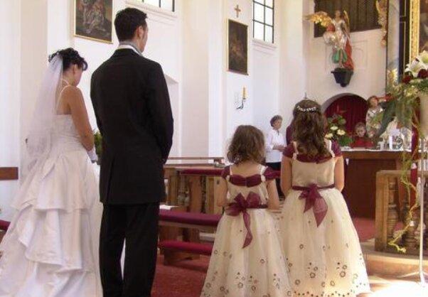 Ta para kompletnie straciła wiarę w ślub kościelny. Ksiądz odmówił udzielenia sakramentu