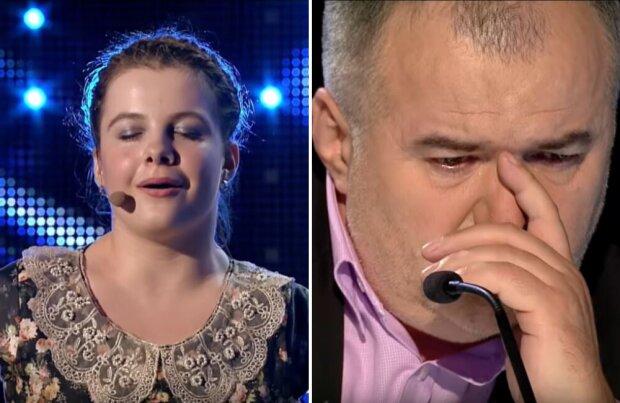 """14-latka absolutną bohaterką ,,Mam Talent"""". Jej występ spowodował falę wzruszenia wśród jury i widzów"""