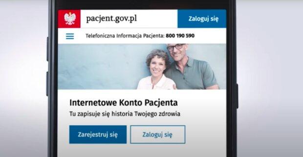 Internetowe Konto Pacjenta / YouTube:  Ministerstwo Zdrowia