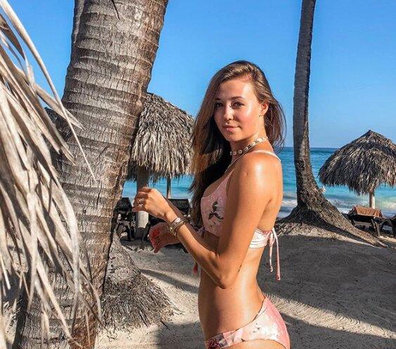 Miss Polski na wakacjach. Wzbudziła zainteresowanie turystów
